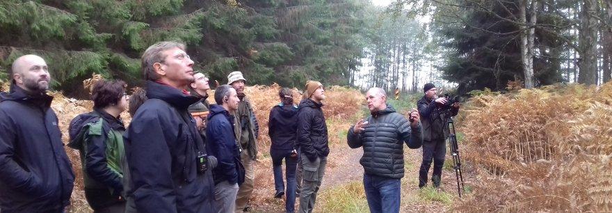 """Warsztaty międzynarodowe """"International workshops on osprey conservation for  Central and Eastern Europe"""" Szczecin 17-19.10.2018"""